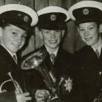 First uniforms, 1959