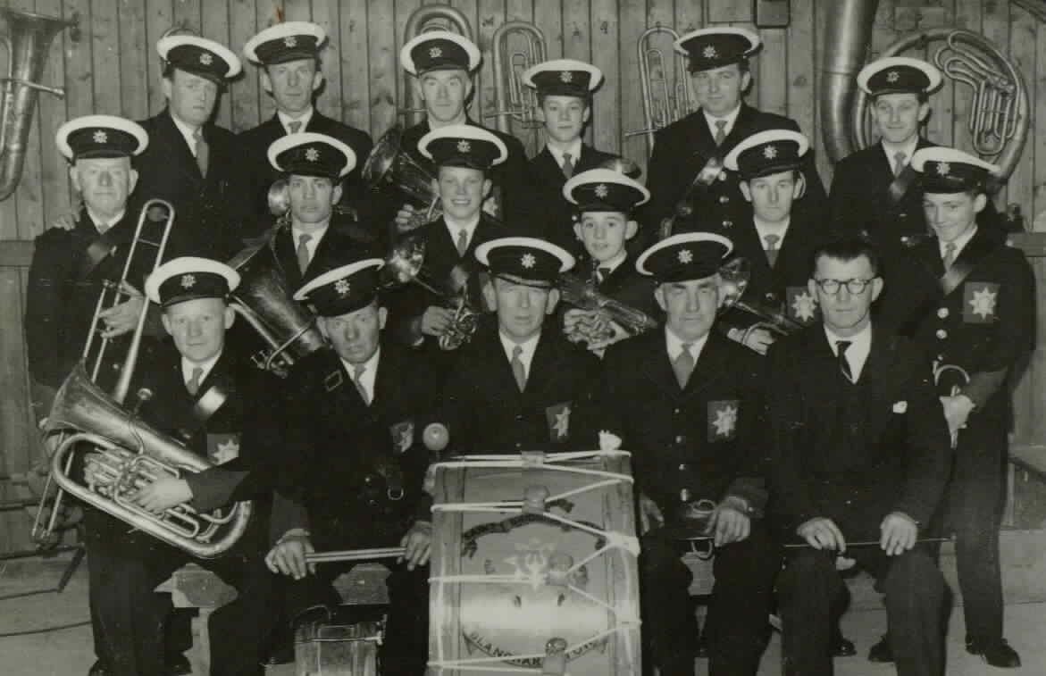 1950s – 1960s » Blanchardstown Brass Band, established 1826