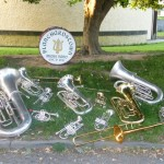 Band's instruments, 2009