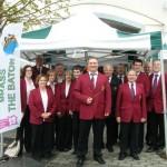 Brass The Baton, Balbriggan (same day!), 2012